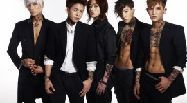 Korean Groups Wallpaper Background