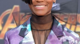 Letitia Wright Wallpaper For IPhone