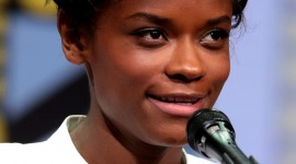 Letitia Wright Wallpaper For IPhone 7