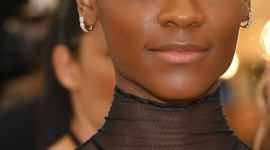 Letitia Wright Wallpaper For IPhone Free
