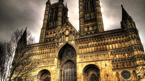 Lincoln Cathedral wallpapers high quality