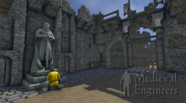 Medieval Engineers Desktop Wallpaper
