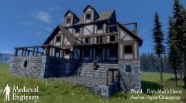 Medieval Engineers Wallpaper