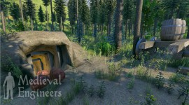 Medieval Engineers Wallpaper For PC