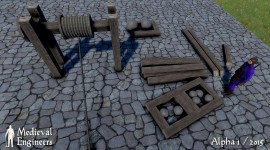Medieval Engineers Wallpaper Gallery