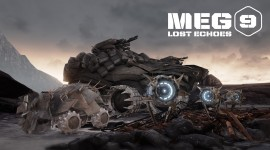Meg 9 Lost Echoes Wallpaper Full HD