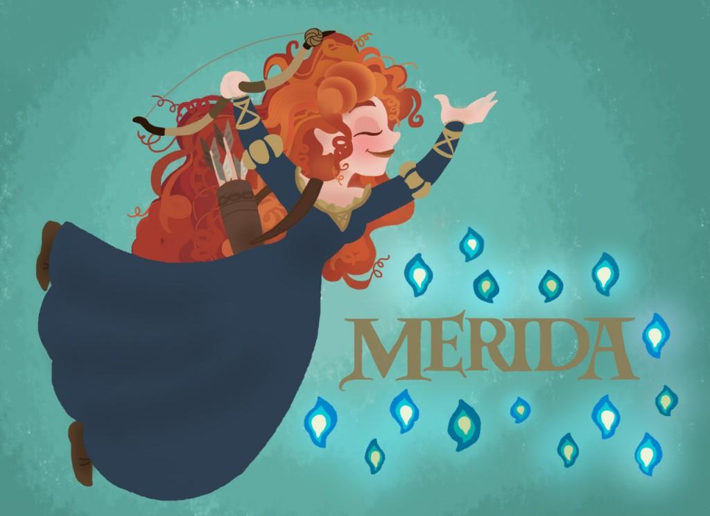 Merida wallpapers HD