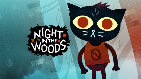 Night In The Woods wallpapers high quality