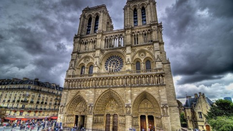 Notre Dame wallpapers high quality
