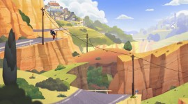 Old Man's Journey Picture Download