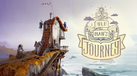 Old Man's Journey Wallpaper Download