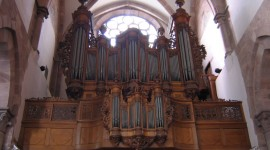 Organ Music Photo