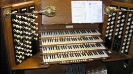 Organ Music Photo Download