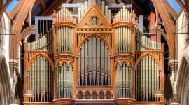 Organ Music Photo Free