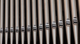 Organ Music Wallpaper Full HD