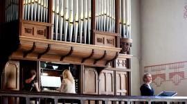 Organ Music Wallpaper HQ