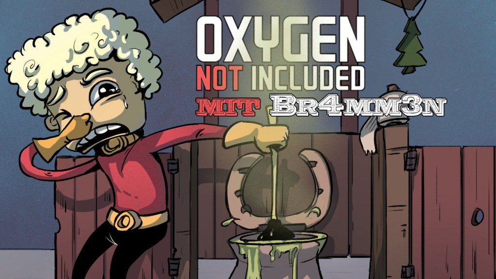 Oxygen Not Included wallpapers HD