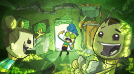 Oxygen Not Included Wallpaper Free