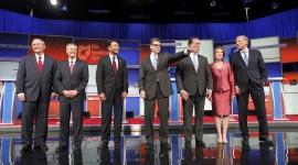 Political Debate Desktop Wallpaper