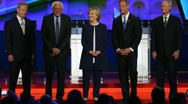 Political Debate Desktop Wallpaper HD