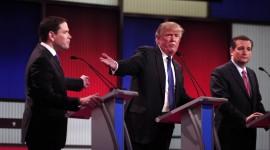 Political Debate Wallpaper High Definition