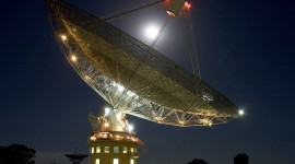 Radio Telescope Wallpaper Download