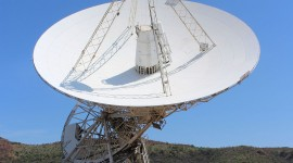 Radio Telescope Wallpaper Download Free