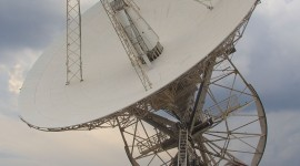 Radio Telescope Wallpaper For IPhone 6