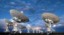 Radio Telescope Wallpaper Free