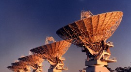 Radio Telescope Wallpaper High Definition