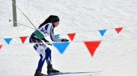 Ski Relay Wallpaper High Definition