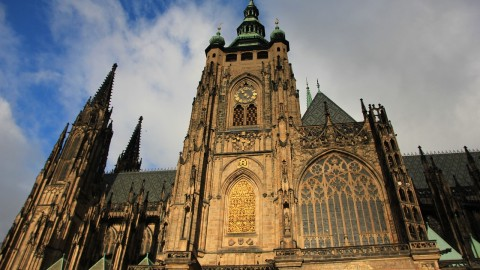 St. Vitus Cathedral wallpapers high quality