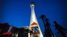 Stratosphere Las Vegas Desktop Wallpaper