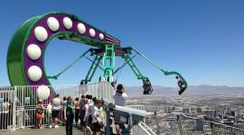Stratosphere Las Vegas Desktop Wallpaper HD