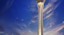 Stratosphere Las Vegas High Quality Wallpaper