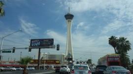 Stratosphere Las Vegas Wallpaper Background