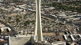 Stratosphere Las Vegas Wallpaper For IPhone Download