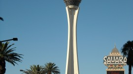 Stratosphere Las Vegas Wallpaper For IPhone Free