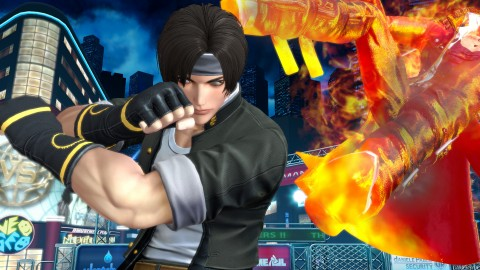 The King Of Fighters 14 wallpapers high quality