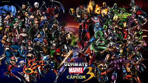 Ultimate Marvel Vs. Capcom 3 wallpapers high quality