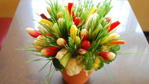 Vegetable Bouquet wallpapers high quality
