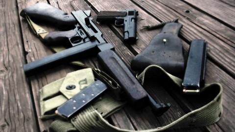 4K Gun wallpapers high quality