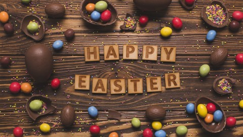 4K Happy Easter wallpapers high quality