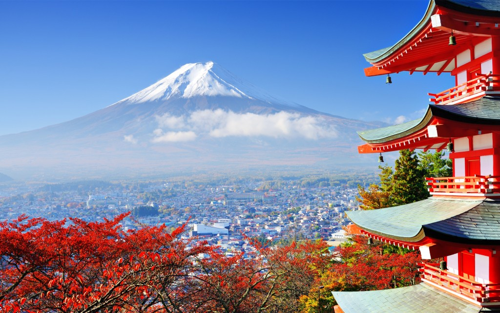 4K Japan Wallpapers High Quality | Download Free