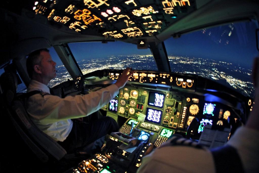 Airplane Simulator wallpapers HD