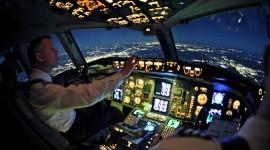 Airplane Simulator Desktop Wallpaper