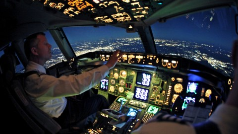 Airplane Simulator wallpapers high quality