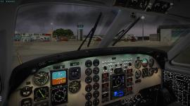 Airplane Simulator Desktop Wallpaper For PC