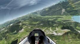 Airplane Simulator Desktop Wallpaper Free