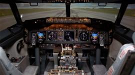 Airplane Simulator Desktop Wallpaper HQ
